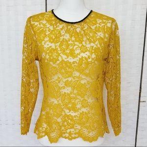 Zara trafaluc Lace  small